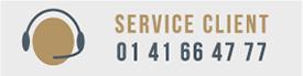 Service Client TWIL