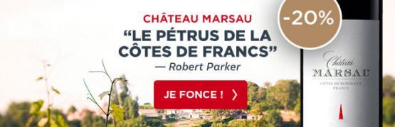 Château Marsau, une pépite à Bordeaux