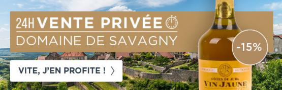 Vente privée Domaine de Savagny