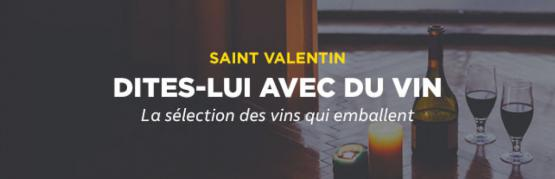 Quels vins pour la Saint-Valentin