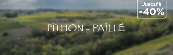 Pithon-Paillé, légende de Loire