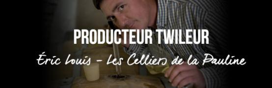 Les Celliers de la Pauline - Eric Louis, vigneron du Sancerrois