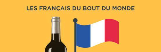 Les producteurs français du bout du monde