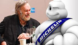 Michelin acquiert 40% de la société de Parker