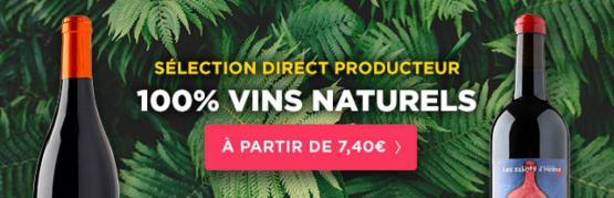 100% Vins naturels