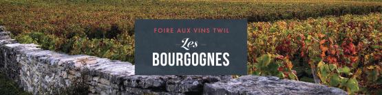 Selection Foire aux Vins TWIL Bourgogne