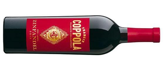 Le vin californien de Francis Ford Coppola