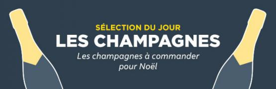 Les Champagnes de Noël