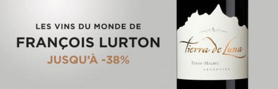 Les vins de la famille Lurton