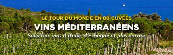 Vins du Monde : Méditerranée