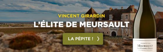 VINCENT GIRARDIN, pépite de Meursault (Bourgogne)