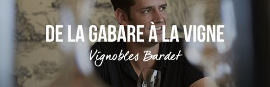 Vignoble Bardet, cap sur Saint-Émilion !