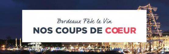 Sélection Bordeaux Fête le Vin 2016