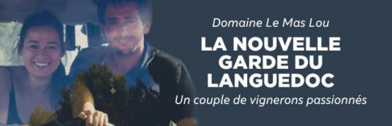 Domaine Le Mas Lou cuvée Angaco