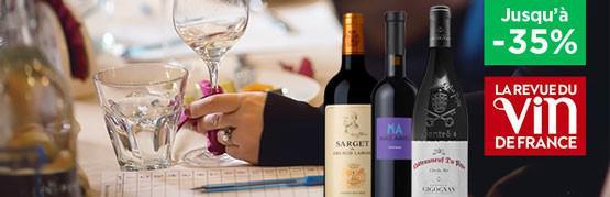 Foire aux vins : la sélection RVF
