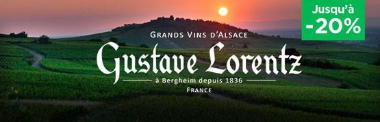 Vente privée Gustave Lorentz (Alsace)