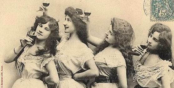 La place des femmes dans l'histoire du vin
