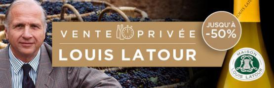 Vente Privée Maison Louis Latour