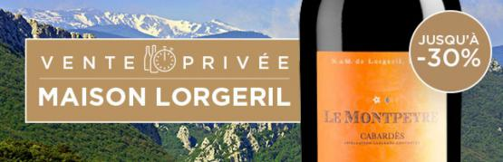 Vente privée Lorgeril