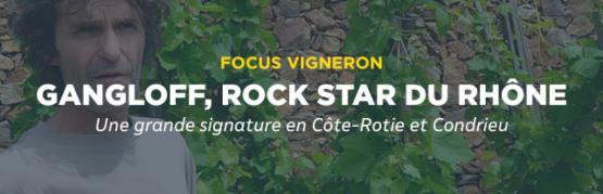 Yves Gangloff, la rockstar du Rhône