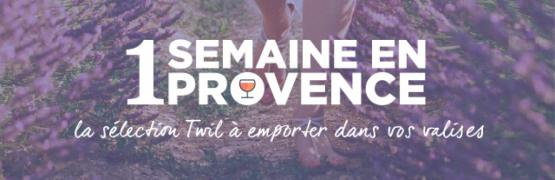 Une semaine en Provence