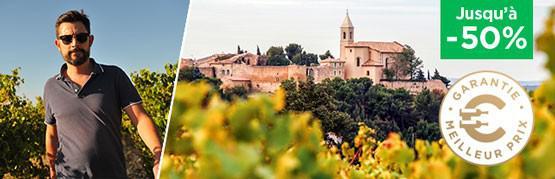 Le plaisir des Côtes-du-Rhône à petits prix