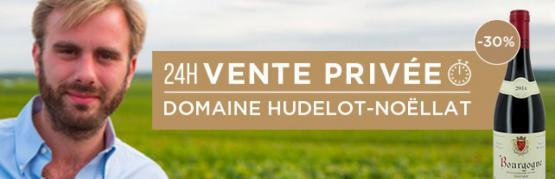 Vente privée domaine Hudelot-Noëllat