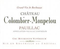 Château Colombier Monpelou