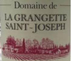 Domaine de la Grangette Saint Joseph