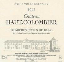 Château Haut-Colombier
