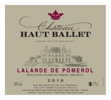 Château Haut Ballet