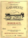 Château Gabareste