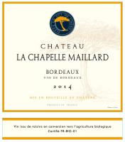 Château La Chapelle Maillard