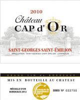 Château Cap d'Or