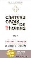 Château Croix de Thomas