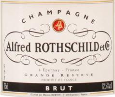 Champagne Alfred Rothschild et Cie