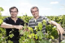 Alain et Pascal Lorieux