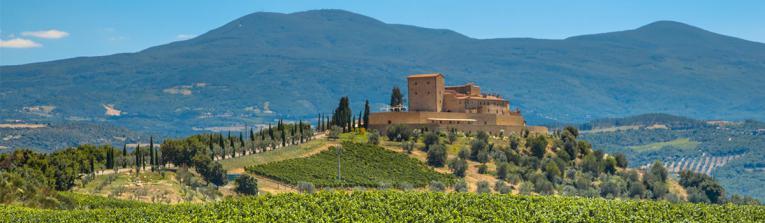 Acheter les vins de Toscane, Italie