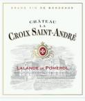 Château La Croix Saint André
