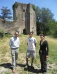 Château des Seigneurs de Pommyers