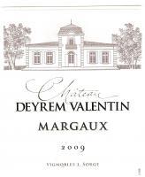 Château Deyrem-Valentin