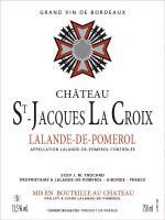 Château Saint Jacques La Croix