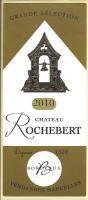 Domaine Roche- Château Rochebert
