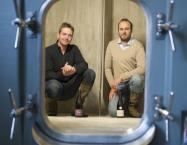 Sylvain & Christophe, vignerons fous de vins