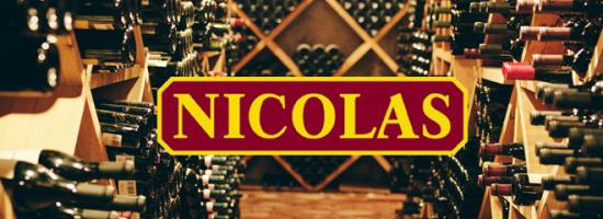 Champagne Nicolas