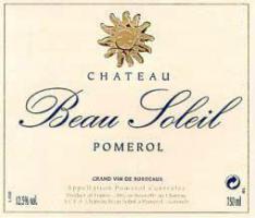 Château Beau Soleil