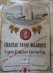 Château Franc Bigaroux