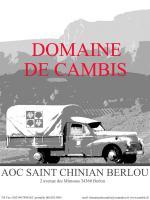 Domaine de Cambis