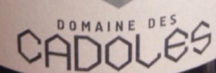 Domaine des Cadoles