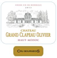 Château Grand Clapeau Olivier